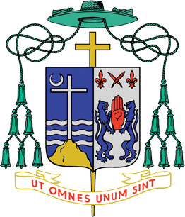 Bishop Arthur J. ONeill Coat of Arms