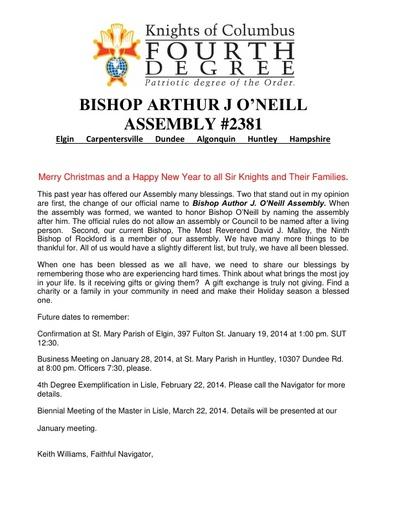 2013 12 Assembly 2381