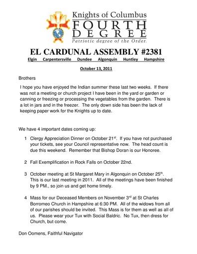 2011 10 Assembly 2381
