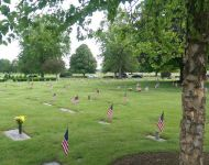 2019 Memorial Day Cemetary Flags 02